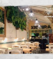 Xicoira, Restaurant Vegetaria