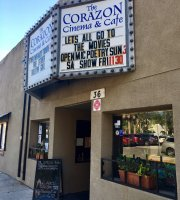 The Corazon Cinema and Cafe
