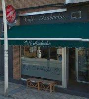 """Café Azabache o """"Casa de Galicia"""""""