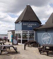 Britannia Inn Stonehouse Pizza & Carvery