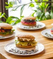 MO healthy vegan burgers
