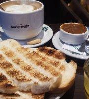 Café Martínez Río Cuarto