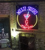 Meiji Sushi Japanese Restaurant & G Martini Bar