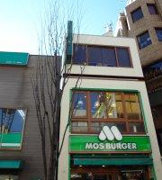 Mos Burger Kagurazaka Shimo