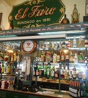 El Faro bar restaurant