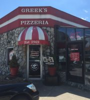 Greek's Pizzeria