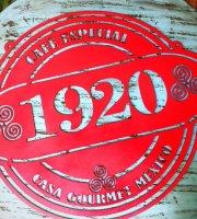 Café 1920, Casa Gourmet México
