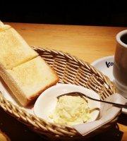Komeda Cafe Tokushima Kitajima