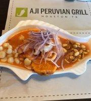 Aji  Peruvian Cafe