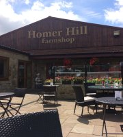 Haswells Homer Hill Farm Shop - coffee shop