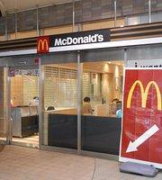McDonald's Oji Liebell