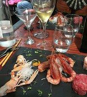 Ciccia e sushi fusion restaurant