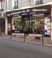 Au Libanais de Saint Maurice
