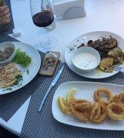 Fish Restaurant Levant Beach