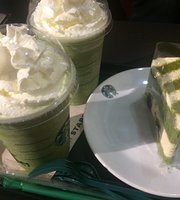 Starbucks Coffee - Suvarnabhumi Airport