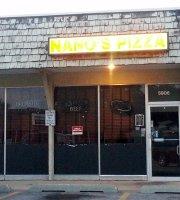 Nano's Pizza