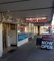 Paula & Rocky's Fish and Chips & Bakery