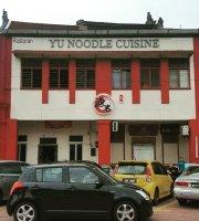 Yu Noodle Cuisine