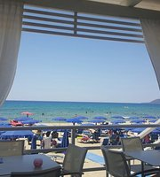 The Beach Club restaurant La Pineta Blue