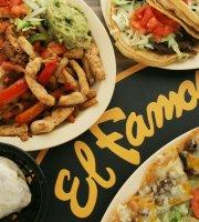 El Famous Burrito