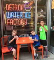 Detroit Water Ice Factory