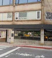 纸街咖啡馆