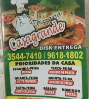 Restaurante E Pizzaria Casagrande