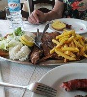 Restaurante o Barbas  Em Tabua