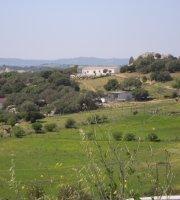 Ristorante dell'Agriturismo Sa Rocca Manna