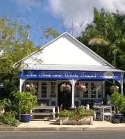 The Blue and White Teapot Cafe