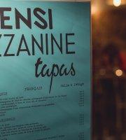 Sensi Mezzanine Tapas