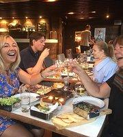 The Raclette Bar