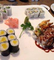 Kyoto Hibachi-Sushi