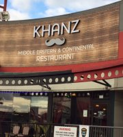 ‪Khanz Middle Eastern & Continental Restaurant‬