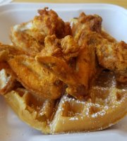 Country Style Chicken & Waffles