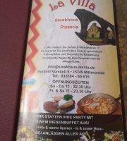 La Villa Steakhaus und Pizzeria