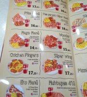 Pizza Tomato
