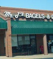 Mr. J's Bagels & Deli - East Market Street