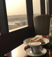 Manama Airport Falcon Air Lounge