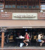 Burger & Pasta