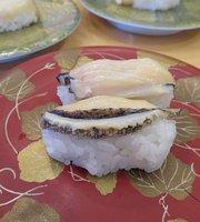 Sushi-Go-Round (Kaitensushi) Marukatsu Suisan Kashiwagi