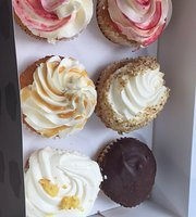 Colossal Cupcake