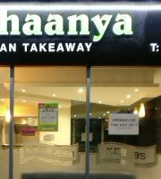 ‪Dhaanya Indian takeaway‬