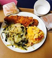 Saint's Paradise Cafeteria