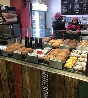 DCM  Dounuts Coffee Muffins