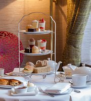Afternoon Tea in The Sitting Room of The Capital Hotel