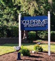 103 Prime at Valentino's
