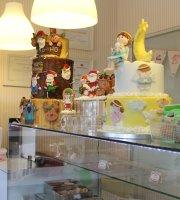 Canela en Casa Tartas con Arte