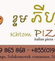 Khtom PIZZA - Siem Reap