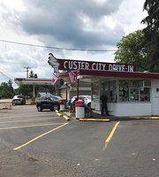 ‪Custer City Drive-In‬